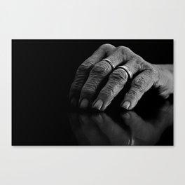 True Love/Vero amore Canvas Print