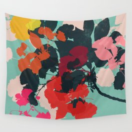 cherry blossom 5 Wall Tapestry