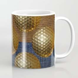 GOLD GOLF Coffee Mug