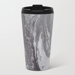 Acrylic marbling painting I Travel Mug