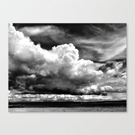 Rolling In Canvas Print