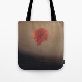 Day 0351 /// Candyskull Tote Bag