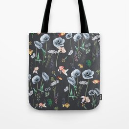 Fishes & Garden Tote Bag