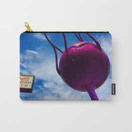 Sculpture in Long Beach Carry-All Pouch