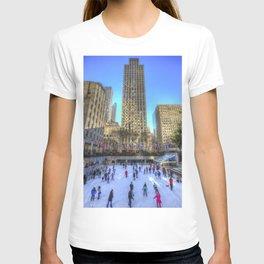 New York Ice Skating T-shirt