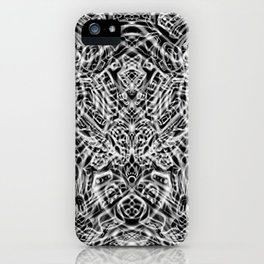 Chromo-Pineal iPhone Case