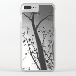 Pixies Twilight Whimsy Clear iPhone Case