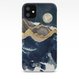 Midnight Winter iPhone Case