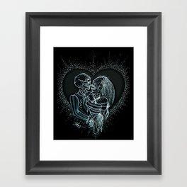 Till Life Do Us Part Framed Art Print