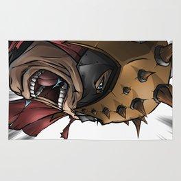 Battle Cry Rug