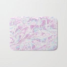 Baesic Wet Paint Purple Bath Mat