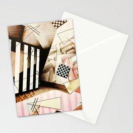 Miami Vice vs. Bauhaus No.3 Stationery Cards