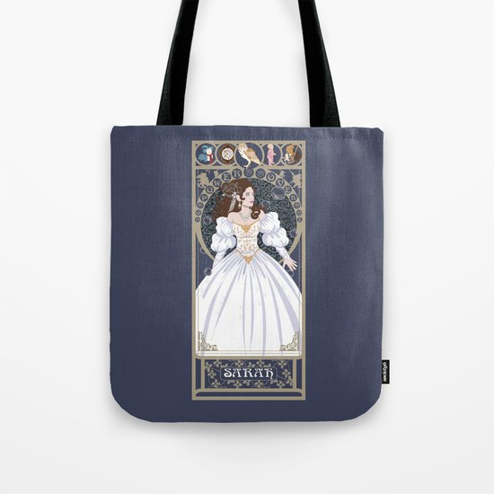 Sarah Nouveau - Labyrinth Tote Bag