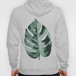 Philodendron Leaf Hoody