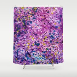 Mini Abstract 29 Shower Curtain