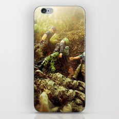 The March iPhone Skin