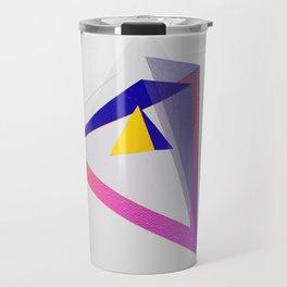 Pyramid #2 Travel Mug
