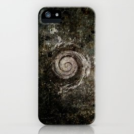 iDeal - Stoned Spiral iPhone Case
