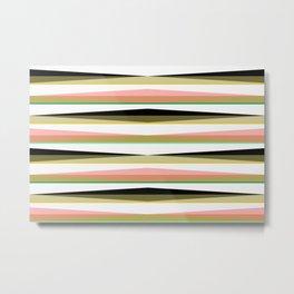modern abstract IV Metal Print