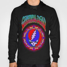 Grateful Dead #10 Optical Illusion Psychedelic Design Hoody