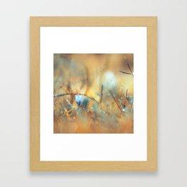 Soul of Fire Framed Art Print