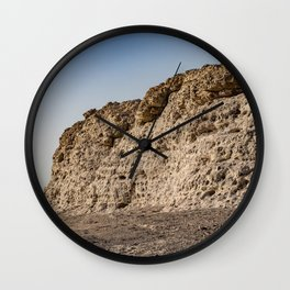 Old stone mountain Wall Clock