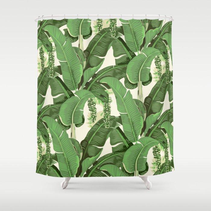 Brazilliance Vintage Shower Curtain