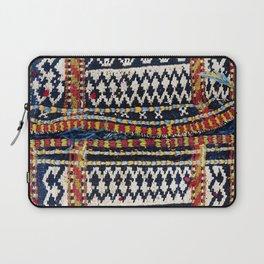 Qashqa'i Khorjin  Antique Fars Persian Tribal Bag Laptop Sleeve