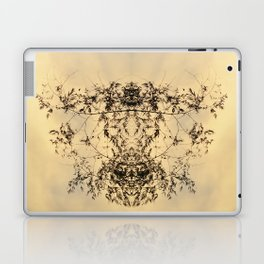 Mirrored Trees 5 Laptop & iPad Skin