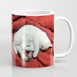 Elektra Caught Napping  Coffee Mug