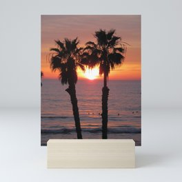 SAN CLEMENTE SUNSET 2 Mini Art Print