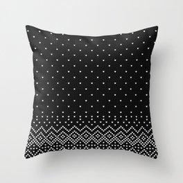 Pattern in Grandma Style #28 Throw Pillow