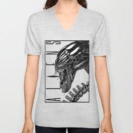 Aliens Unisex V-Neck