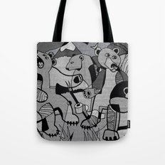 Do Bears Shit in the Woods? Tote Bag