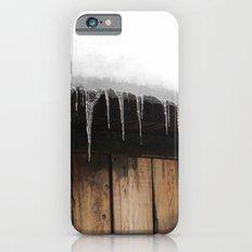 Antique Icicles  Slim Case iPhone 6s