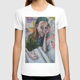Diary Girl T-shirt