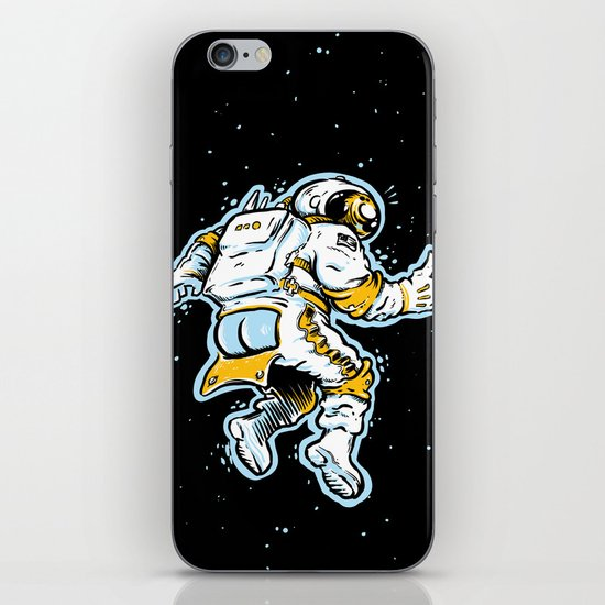 ASStronaut iPhone & iPod Skin