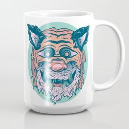 Trippy Tiger Coffee Mug