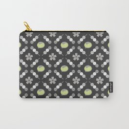 Hanami Nummies | Black Matcha Carry-All Pouch
