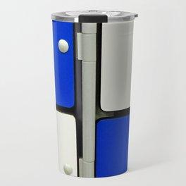 Gym Lockers Travel Mug