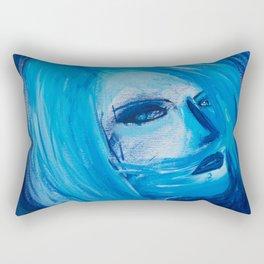 Walk Away Rectangular Pillow