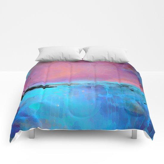 Versailles-Abstract  Comforters