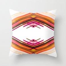 Future Boho Throw Pillow