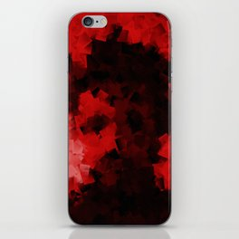 SELFIE DANGER iPhone Skin