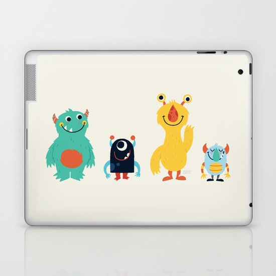 Saturday Laptop & iPad Skin