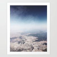 Looking Sharp, Colorado  Art Print