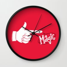 The Trick Wall Clock