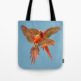 INFLIGHT FIGHT Tote Bag