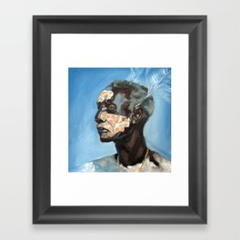 The Huntsman Framed Art Print
