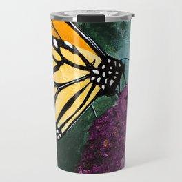 Butterfly - Soft Awakening - by LiliFlore Travel Mug
